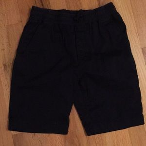 Crewcuts Navy pull on shorts, size 14